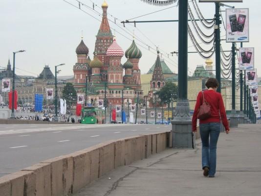 Dasha Smirnova's journey through Mother Russia